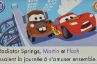 Cars 2 Storio - Histoire Page