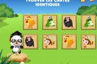 Dr Panda Maternelle - Association difficile