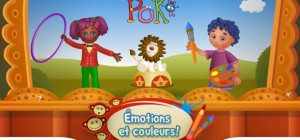 Emotions et couleurs !