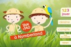 Numberland - Accueil
