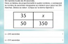 Enigme des vacances - Question maths
