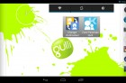 Tablette Gulli - Ecran compte parent