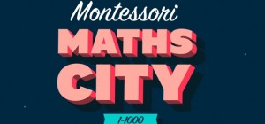 Montessori Maths City