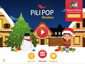 Pili Pop Christmas - Accueil