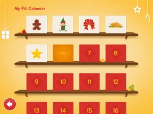 Pili Pop Christmas - Calendrier