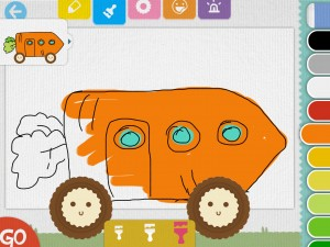 Labo Car Designer - Coloriage