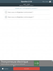 Orthographe_digiSchool-Exercice_QCM