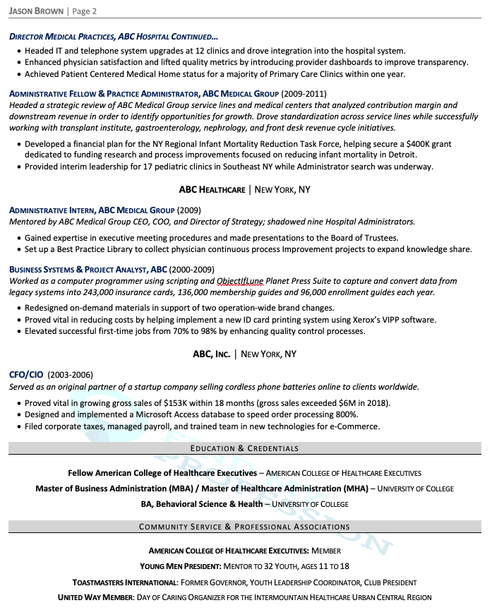 Professional CV Writing Services - From Just £ - The CV Centre